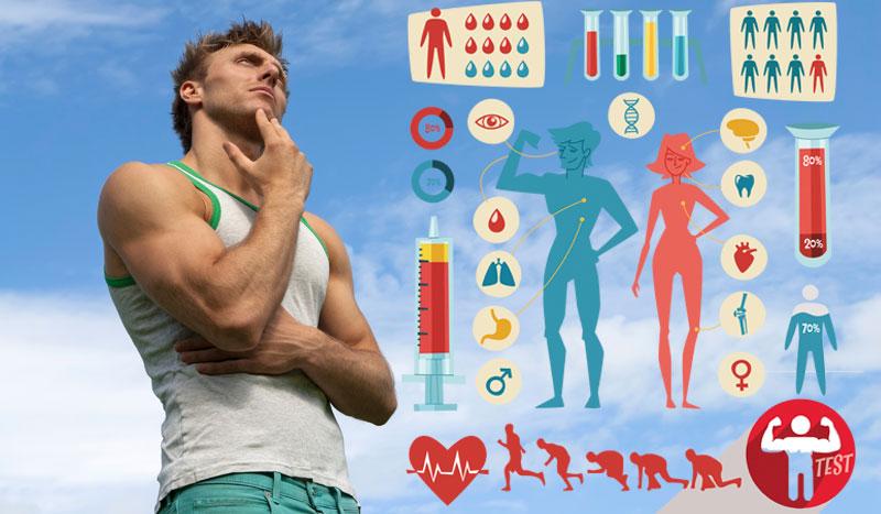 ¿Cómo estás de forma? Comprueba tu nivel condición física y salud