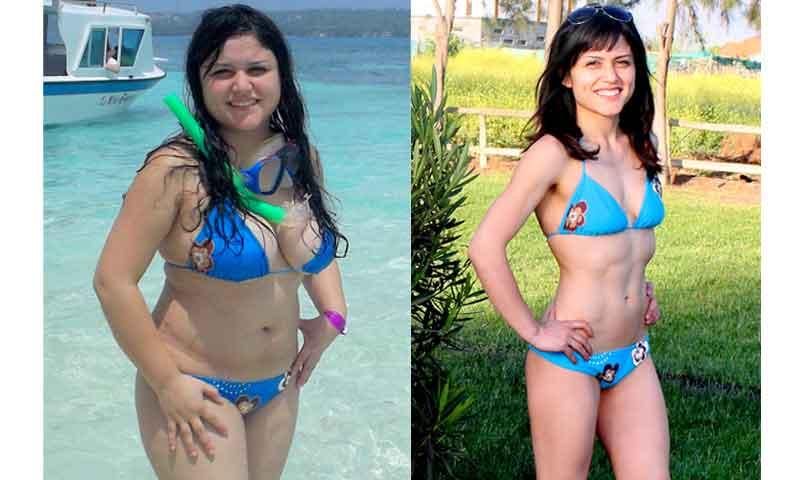 Club Pérdida de Peso 2014: Romina Loredana Santana Cappucini