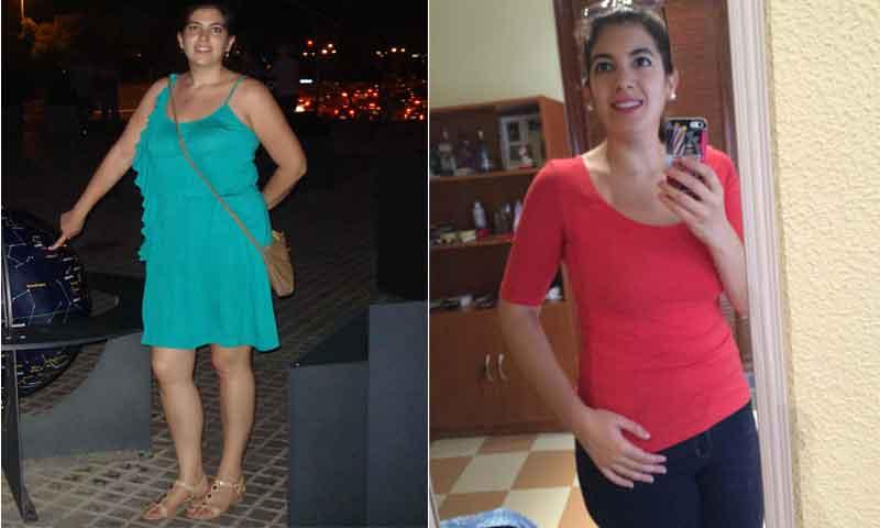 Club Pérdida de Peso 2014: Isabel Trujillo Moreno
