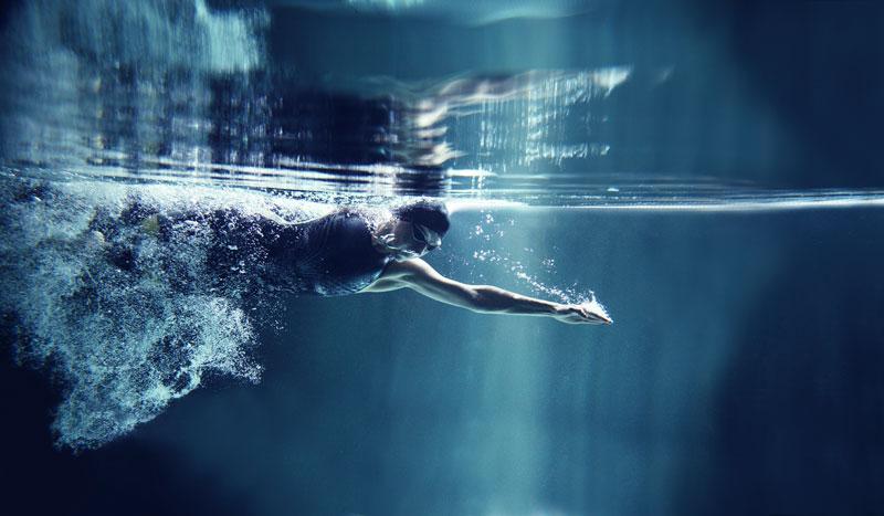 Swolf: la eficiencia llega a natación