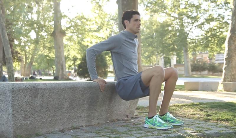 Ejercicios de fortalecimiento para corredores con Pedro Nimo y Skechers