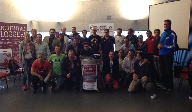 Debate, deporte y running femenino en el II Encuentro #MaratónLogroño