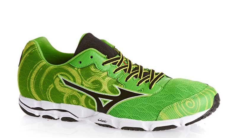 Zapatillas de competición: Mizuno Hitogami 2