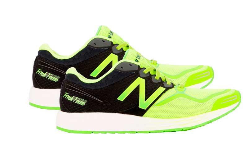 Zapatillas de competición: New Balance Zante