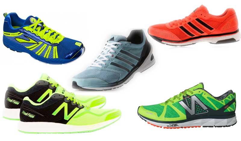 Las mejores zapatillas de competición para corredores