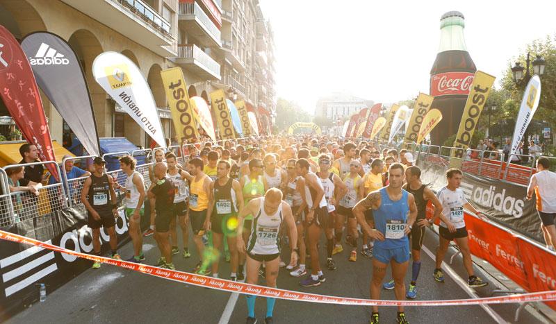 Vuelve la Maratón y Media Maratón Internacional adidas Ciudad de Logroño