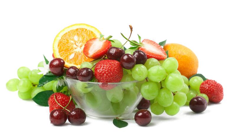 Elige el mejor momento para comer cada fruta