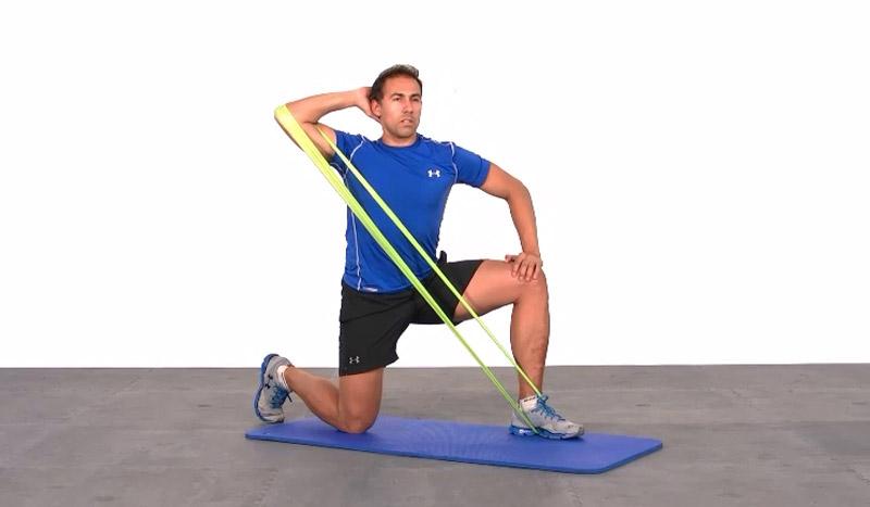 El ejercicio de Domingo Sánchez: rotación posterior ascendente
