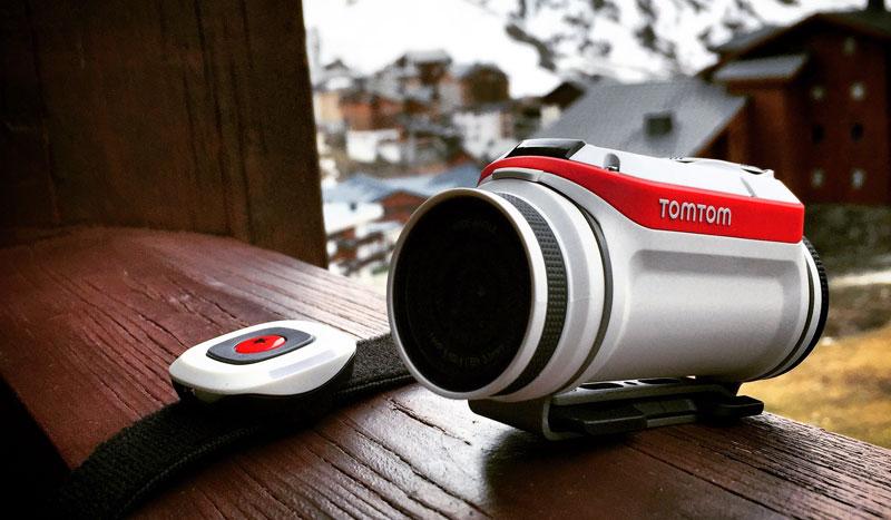 TomTom Bandit: la cámara de acción más lista del mundo