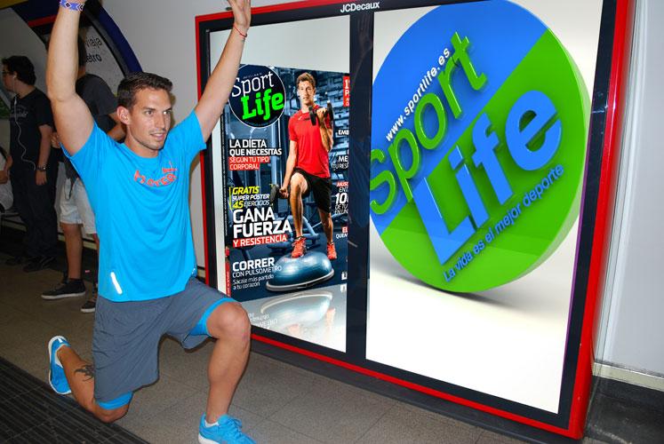Comparte tu selfie #sportlifekm0 y llévate unas New Balance Vazee