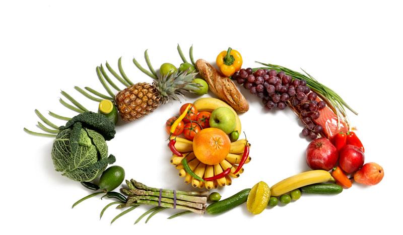 Los alimentos que cuidan tu vista
