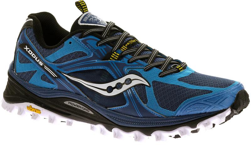 Zapatillas de trail: Saucony Xodus 5.0
