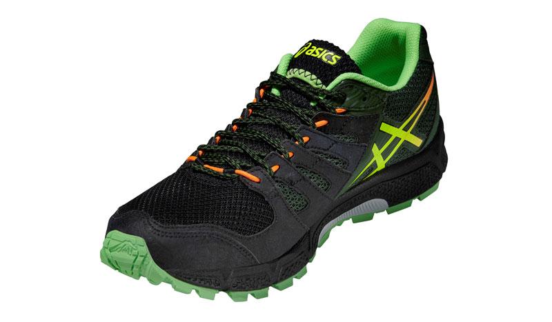 Zapatillas de trail: asics Gel Fuji Attack 4