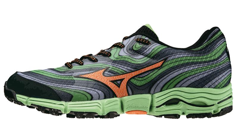 zapatillas mizuno trail wave kazan