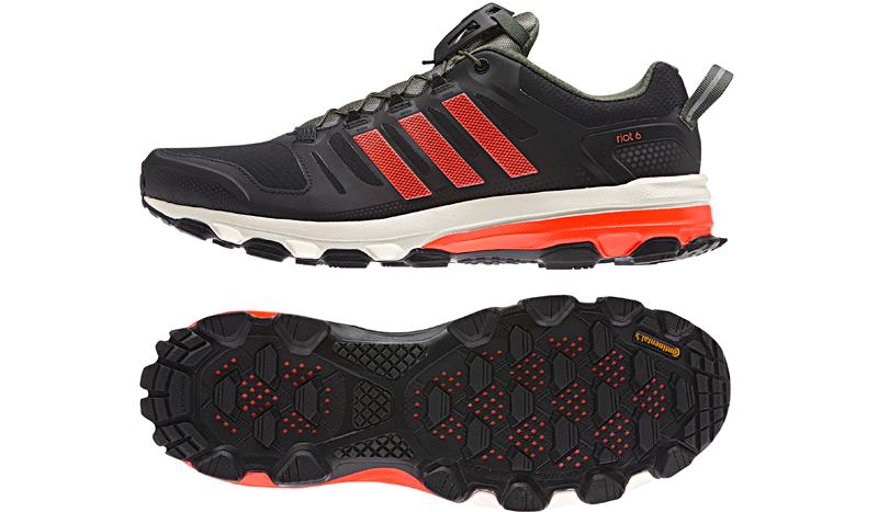 zapatillas adidas trail 2018