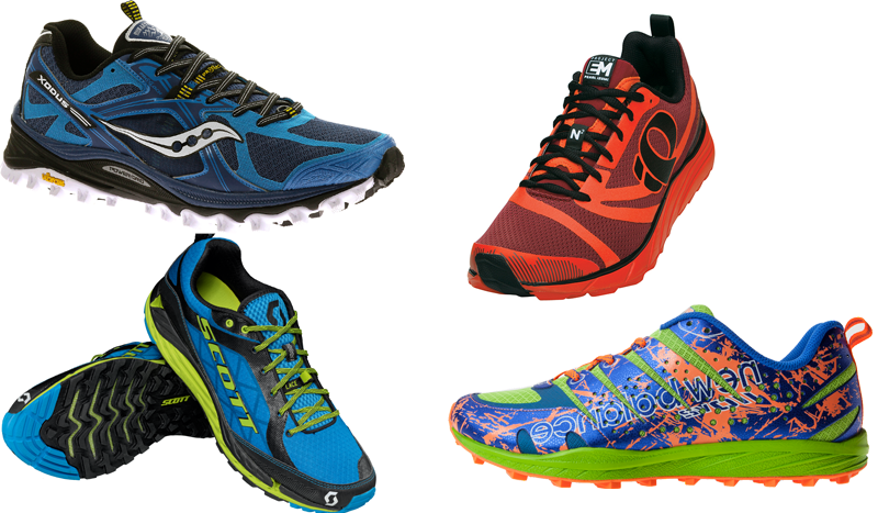 Comparativa de zapatillas de trail running: ¡corre seguro ...