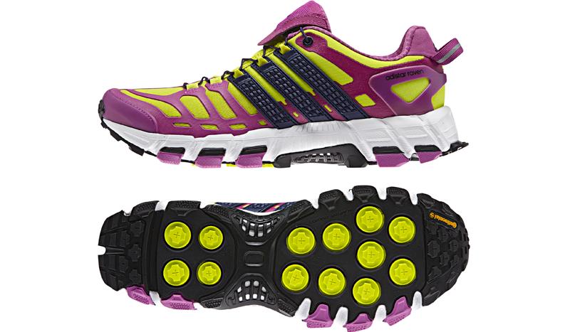 Zapatillas de trail: adidas Raven