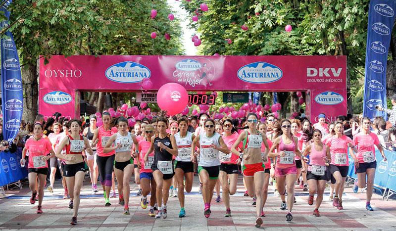 ¡Ya puedes apuntarte a la Carrera de la Mujer de A Coruña y Sevilla!