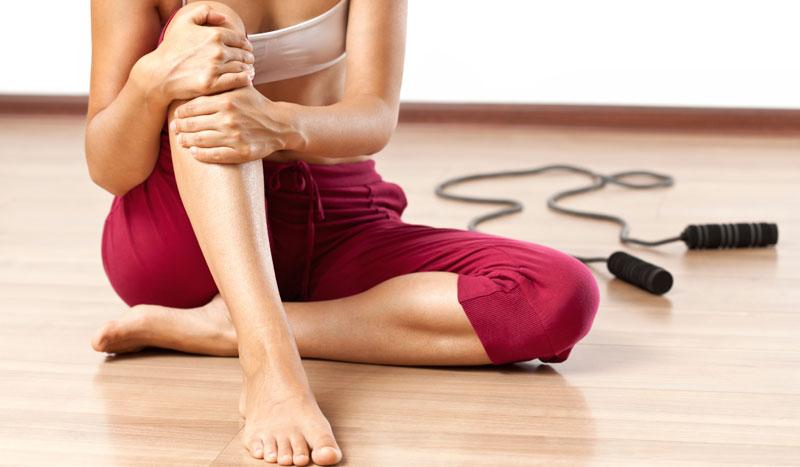 Lesiones: Tendinitis rotuliana