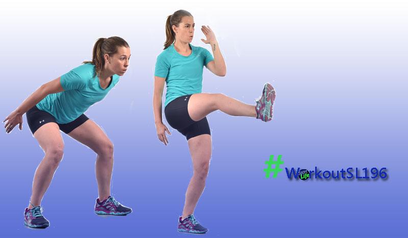Plan Kroc workout semana I