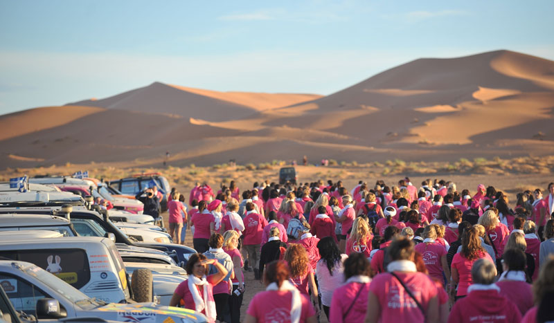 ¿Vienes a Marruecos? ¡Te llevamos al Trofeo Roses des Sables 2015!