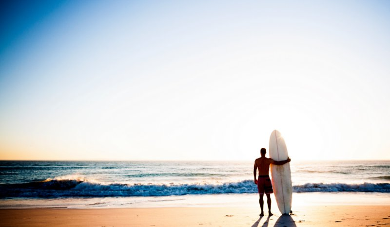 Técnica básica para iniciarte en el surf