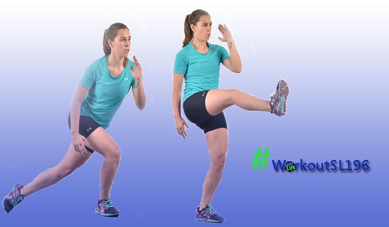Plan Kroc workout semana III