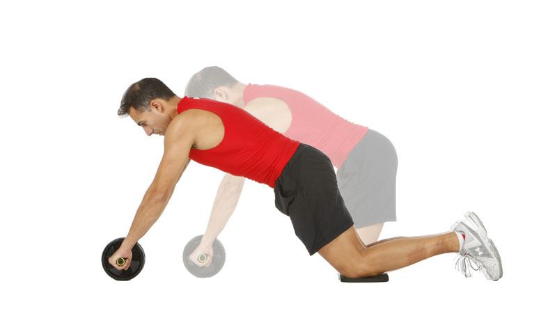 La rueda que mejora tus abdominales