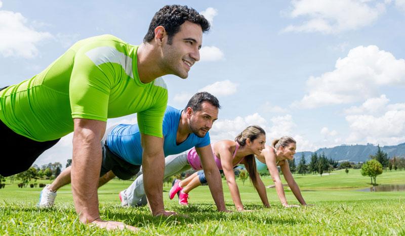 Mantente en forma con nuestros circuitos metabólicos