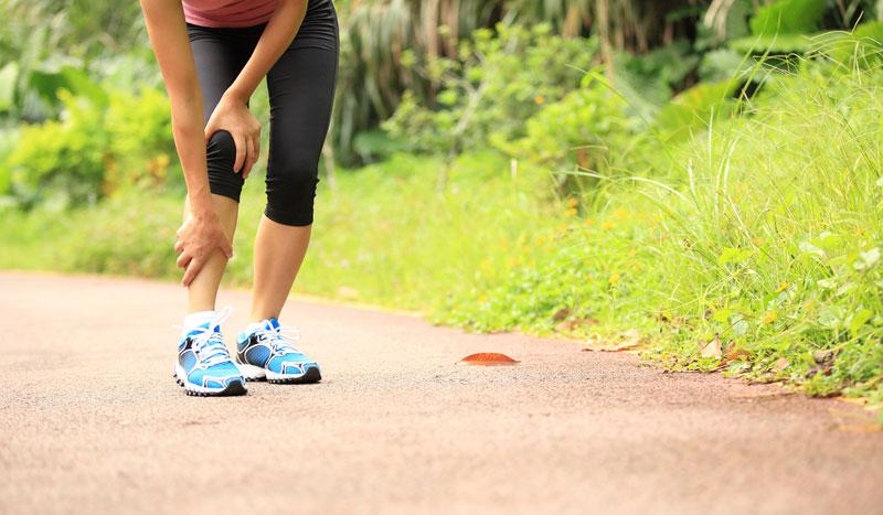 Lesiones: periostitis tibial
