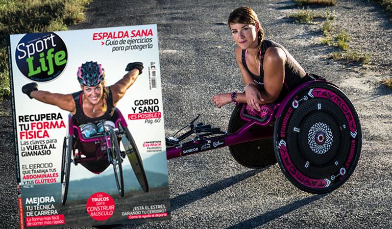Recupera tu forma física con tu Sport Life de septiembre