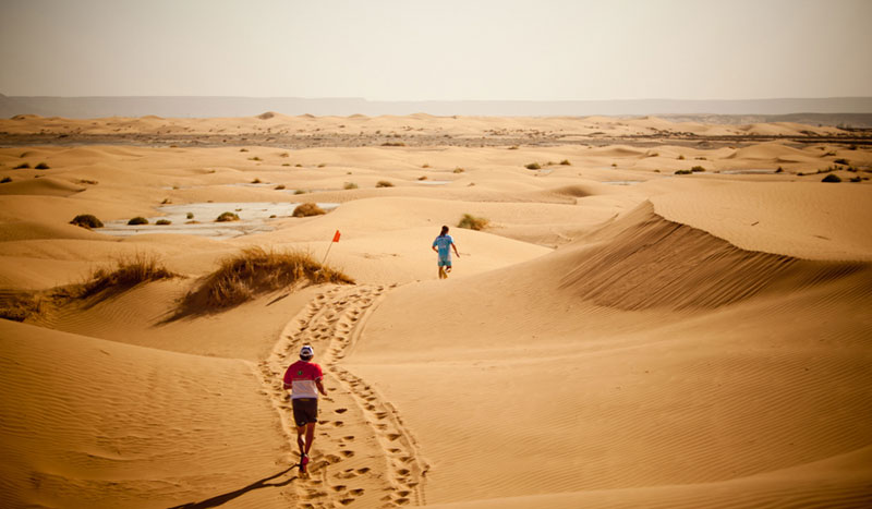 El sueño de correr en el desierto: ¿vienes a la Desert Run?