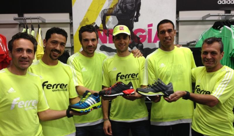 El Ferrer Sport Team ya está preparado para la Maratón de Logroño