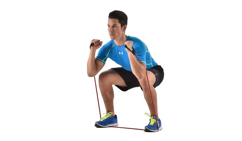 Alternativas al front squat