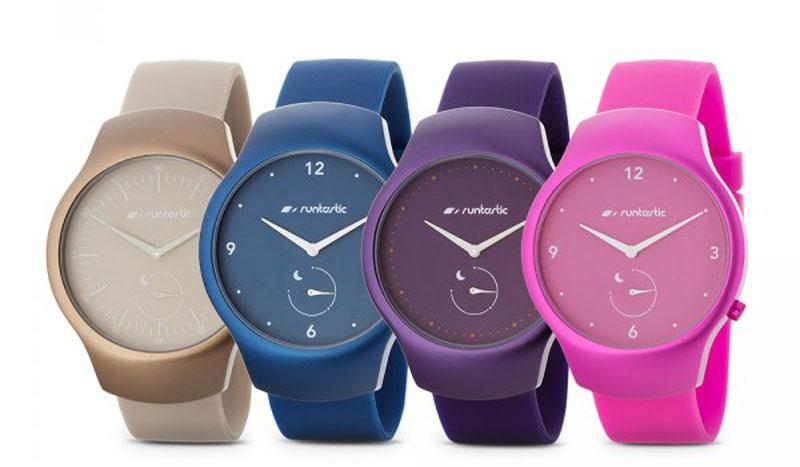 Sorteamos un reloj-pulsera de actividad Runtastic Moment Fun de la nueva línea Wearable Runtastic