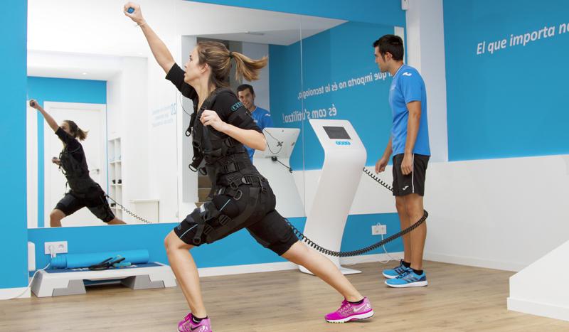 Para progresar como deportista, ¡utiliza la electroestimulación!
