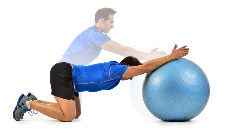 Programa espalda sana: nivel medio