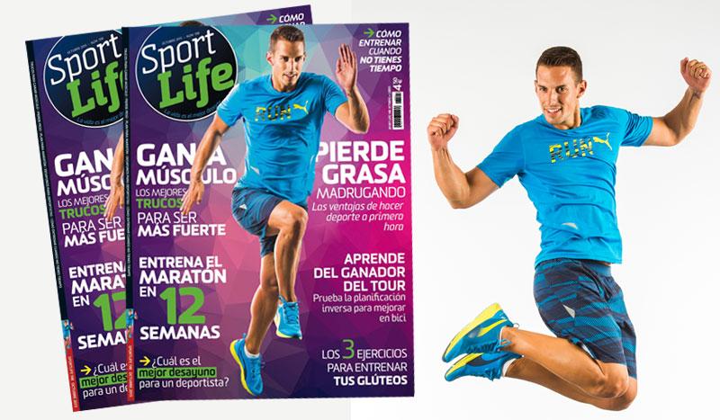 Sumario Sport Life 198 octubre 2015