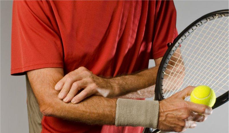 Lesiones: Epicondilitis