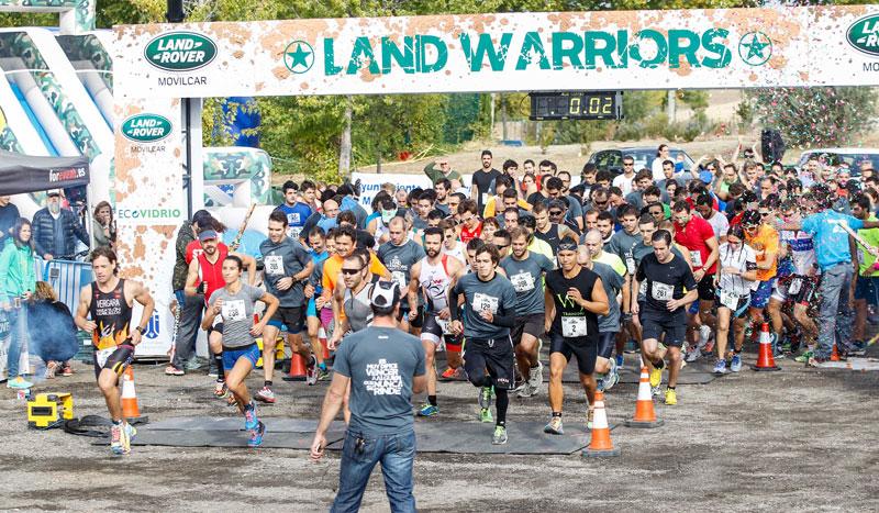 Ven a correr con Sport Life la carrera Land Warriors