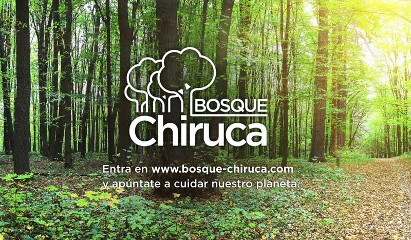 El Bosque de Chiruca. ¿Te apuntas a cuidar nuestro planeta?