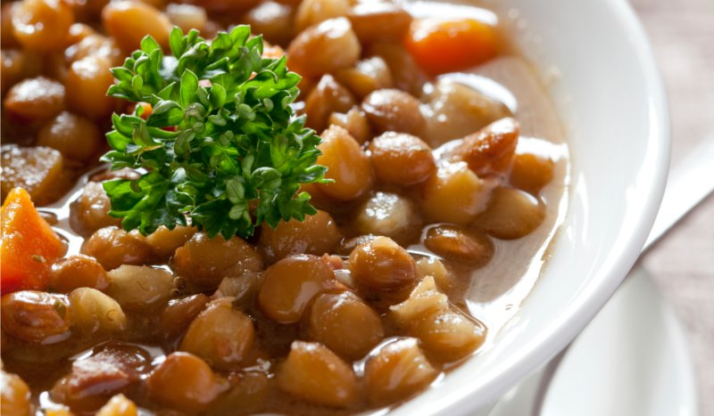 5 razones para comer legumbres