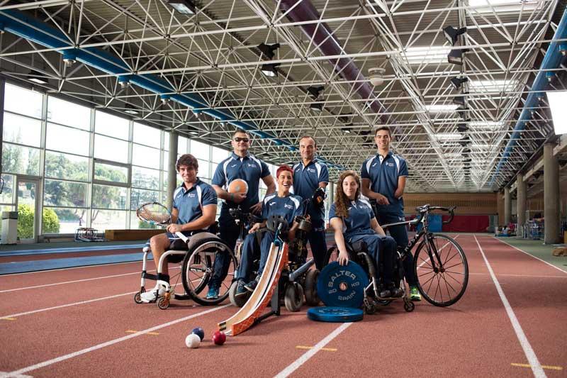 Rumbo a Río 2016: nuestros deportistas paralímpicos #sesalen