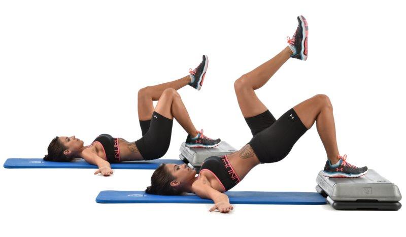 3 ejercicios para entrenar el glúteo
