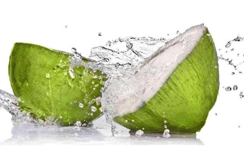 Agua de coco, una bebida para deportistas