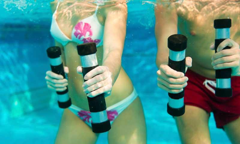 Aquafitness, entrenamiento acuático, gimnasia en el agua, ¿son para mí?