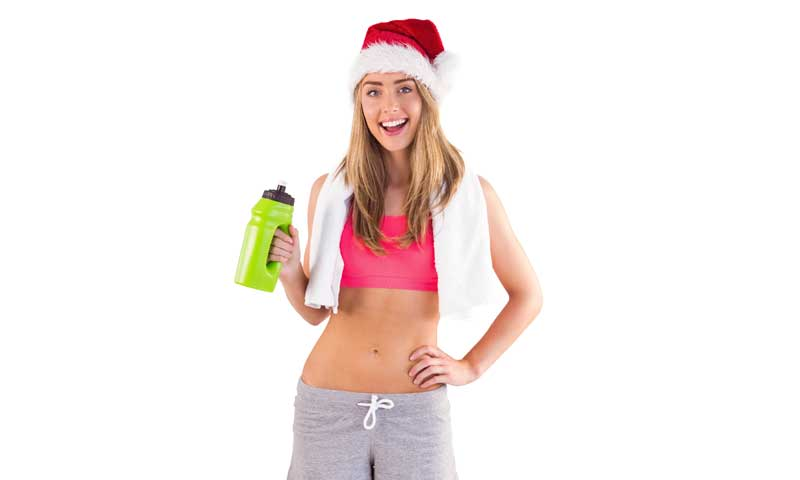 7 claves para mantenerte en forma en Navidad
