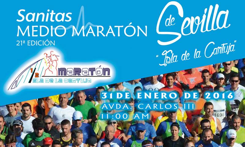 El nuevo medio maratón de Sevilla