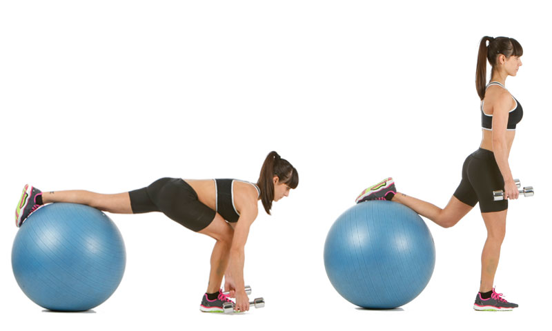Ejercicios correctivos para la mujer deportista