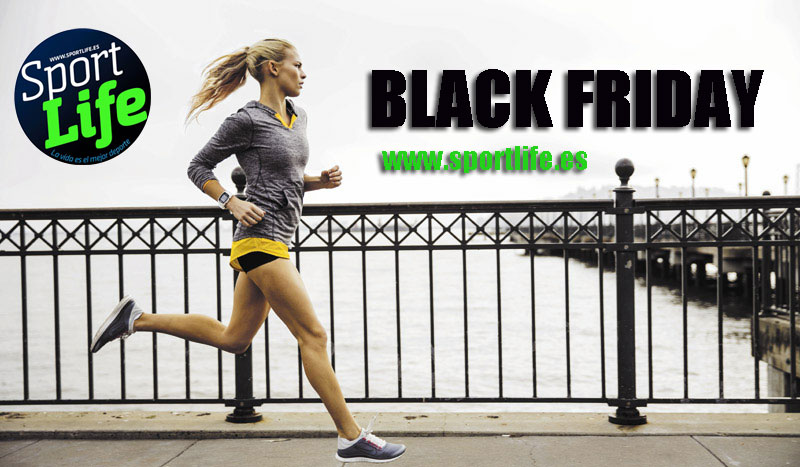 ¡Cuatro días de Black Friday en Sport Life!